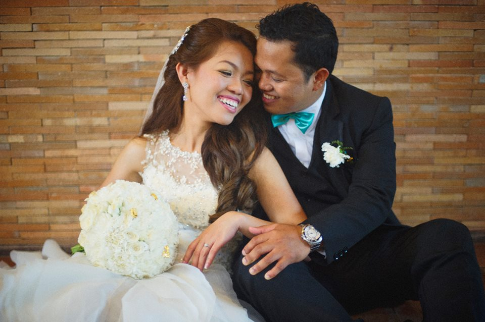 The Couple. Photo By Lloyed Valenzuela Photography.